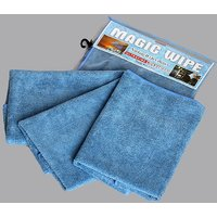Jopasu Microfiber Magic Wipe Set Of  3
