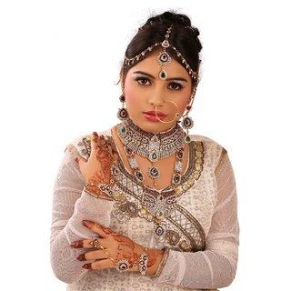 Unipol 6 Sets of Bridal Jewellery Combo