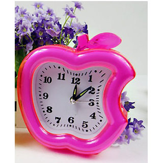 Apple Shaped Alarm Clock