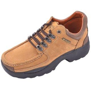 Woodland Superb Brown Leather Men's Boots (Size-10 Uk)