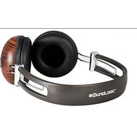 Soundlogic Headphone - Wooden Stereo Headphone