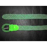 BRAID STYLE DESIGNER BELT FOR WOMEN FOR ALL WAIST SIZES UP TO 33""