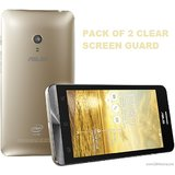 PACK OF 2 ULTRA CLEAR Screen Guard Protector For ASUS ZENFONE 5