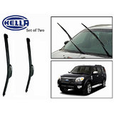Hella Dynaedge Car Wiper Blades Set Of 2-Ford Endeavour 18'' 18''