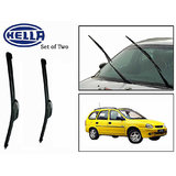 Hella Dynaedge Car Wiper Blades Set Of 2-Opel Corsa Swing 18'' 18''