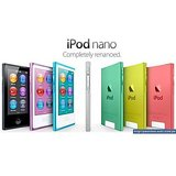 APPLE IPOD NANO 16GB 7TH GENERATION APPLE WARRANTY SEALED PACK
