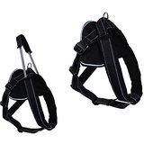Patento Pet Padded Soft Non Pull Jockey Dog Harness- XXL