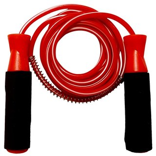 Skipping Rope With Bearing Foam Grip Handles