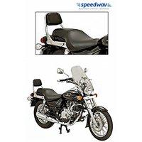Speedwav Bike Seat Cover-Bajaj DTS-i Avenger 220