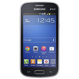 Samsung Galaxy Trend S7392 (Black) available at ShopClues for Rs.7495