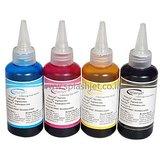 100ml Ink Bottles For EPSON CISS Printers - L100 / L200 / L110 / L210 / L300