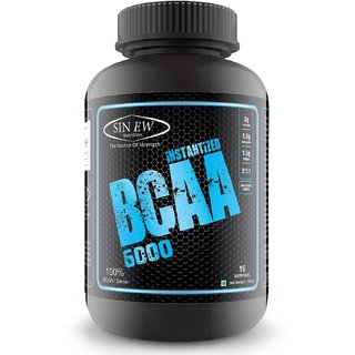 Sinew Nutrition Instantized BCAA 211 100gm/0.22lb (Unflavoured)