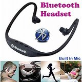 Gadget Hero's Sports Wireless Bluetooth Headset For Mobile Phone PC Tablet