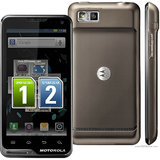 Motorola Dual SIM Android Smartphone 8MP Camera (ATRIX TV XT687)
