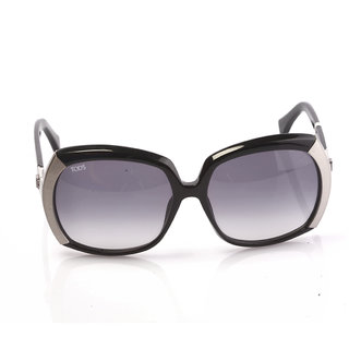 Enclade - Tods Full Rim Sunglassses With Grey Lenses