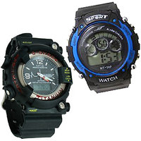 Combo MTG Sports watch for Boys by 2shop
