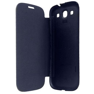 Premium Ks Black Flip Cover Of Karbonn A50 Free Shipping available at ShopClues for Rs.249
