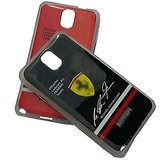 Samsung Galaxy Note 3 Set Of Two Piece Hard Rubberized Silicone Back Case