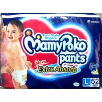 Original Guaranteed Mamy Poko Pants L-52 (9-14kg)