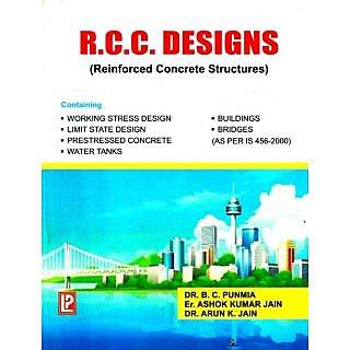 R. C. C Design(Reinforced Concrete Structures)