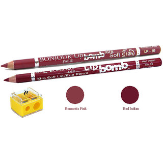 Bonjour Paris Perfect Pout Lip Liner + Sharpener