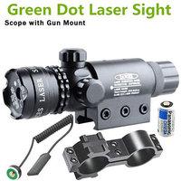 500mW Powerful Tactical Hunting rifle Green Laser Sight Dot Scope - Mounts/ PIA INTERNATIONAL