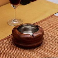 Wood Carving Beautiful Ash Tray