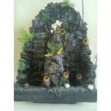 Handicraft Waterfall Black And Grey