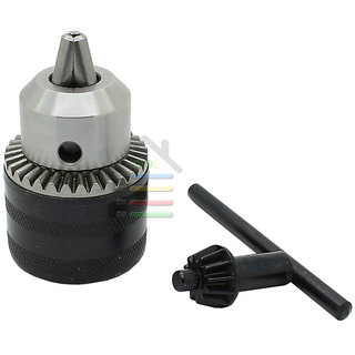 Drill Chuck with key 1/2 (1.5-13mm) x 20 UNF Threaded