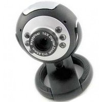 WEB CAM NIGHT VISION QPMPL 6 LIGHT