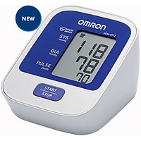 Omron BP Monitor Upper Arm (HEM-8712)+ BP MAGNETIC BRACELET BP FREE