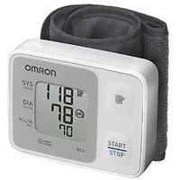 Omron Blood Pressure Monitor HEM - 6121 :+ MAGNETIC BP BRACELET  FREE