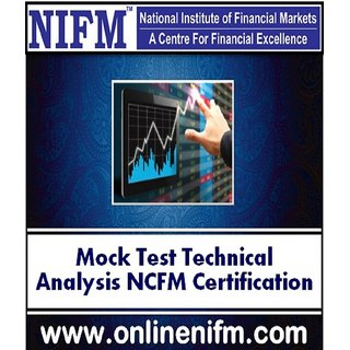 Mock Test Technical Analysis NCFM Certification