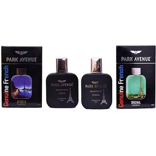Park Avenue after 8 and original perfume of 50ml For Men Pack of 2