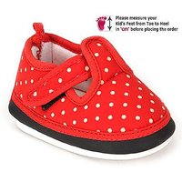Little'S Musical Shoes - Red For Girls