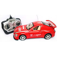 Rechargeable Racing Remote Control Car With Lighting