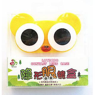 Contact Lens Case - Bear