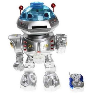 Space Wiser IQ Doctor Super Robot Toy