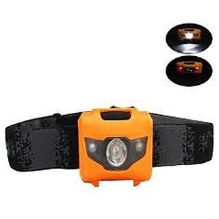3W LED + 1 LED Mini Headlight