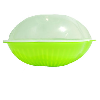 6th Dimensions Present Plastic Fruit Basket In Assorted Color -Set of 1