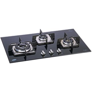 Glen Built In Hob 1073 SQ IN Glass Gas Cooktop at shopclues