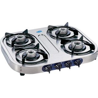 Glen GL 1044 SS AL Auto Ignition Gas Cooktop