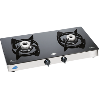 Glen GL 1022 GT Auto Ignition Glass Gas Cooktop