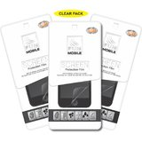 Samsung Galaxy Duos S5302 Clear Screen Guard/Protector (Combo Pack Of 3 Pcs)
