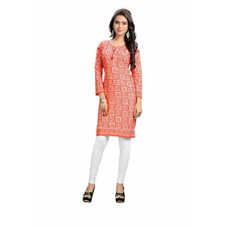Kurtis with print Combo offer Buy 1 Get 1 Free