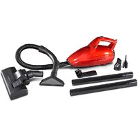 Eureka Forbes Super Clean Handy With Blower and Suction Dry Vacuum Cleaner  (Red, Black)