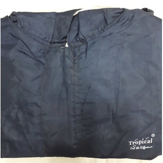 TROPICAL Mens Double Coted Raincoat (Upper and Lower)