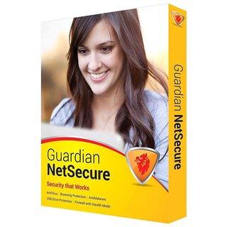 Guardian Anti Virus -Single User for 1 year