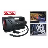 COIDO 3326, 12 V Electric Air Pump Compressor Tyre/Tire Inflator