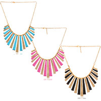 Beautiful Heart Stealing Necklace For Girls and Women(Combo of 3-008)